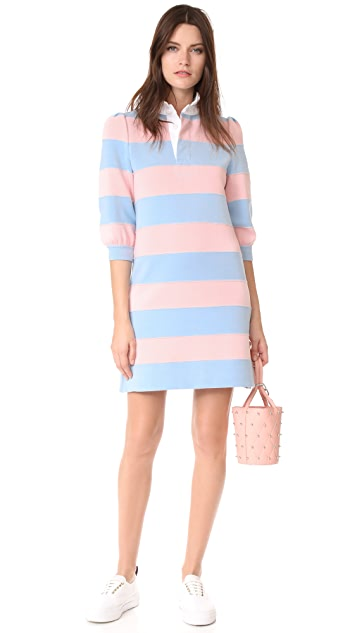 Marc Jacobs Puff Sleeve Dress