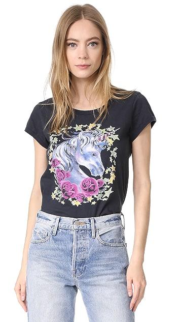 Marc Jacobs Short Sleeve T-Shirt