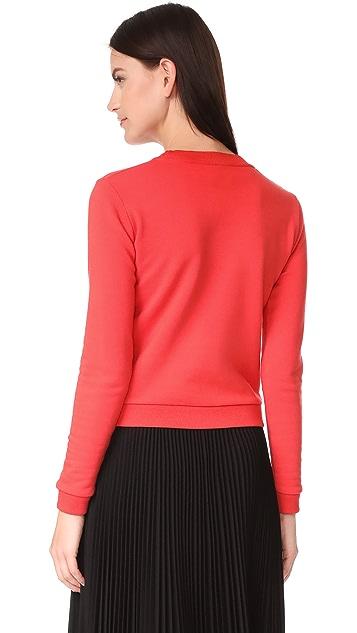 Marc Jacobs Shrunken Sweatshirt