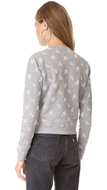 Marc Jacobs Shrunken Sweatshirt