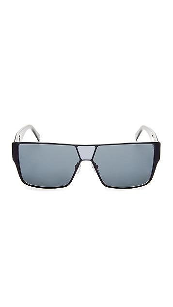Marc Jacobs Flat Top Sunglasses