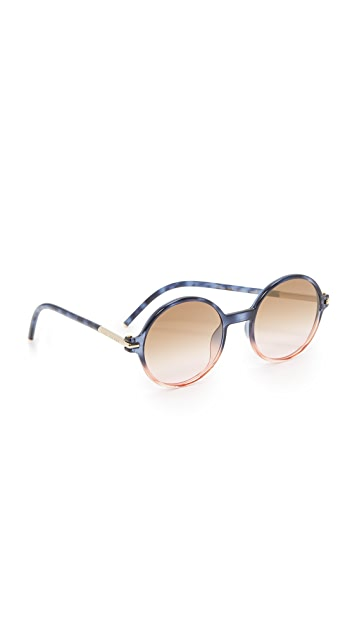 The Marc Jacobs Perfectly Round Sunglasses