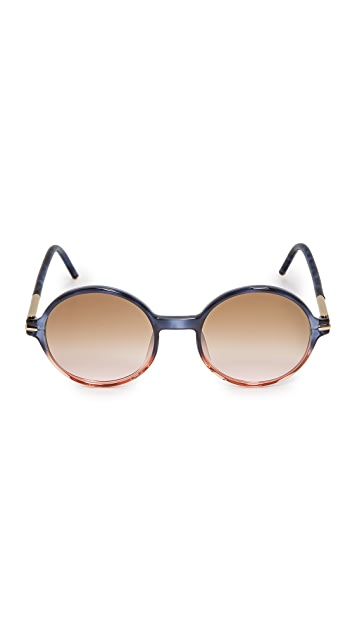 93b269a1b5da Marc Jacobs Perfectly Round Sunglasses | SHOPBOP