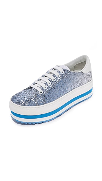 Marc Jacobs Grand Platform Sneakers