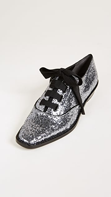Marc Jacobs Brittany Lace Up Oxfords