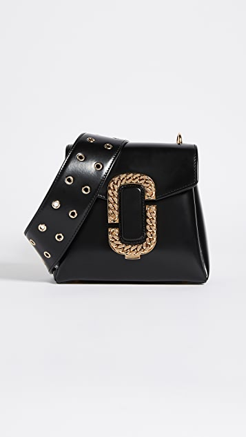 Marc Jacobs Small St Marc Shoulder Bag