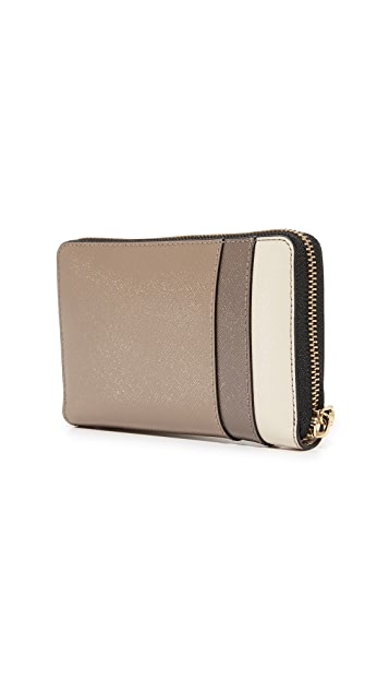 Marc Jacobs Zip Phone Wristlet