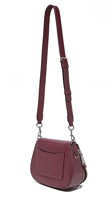 Marc Jacobs Recruit Small Nomad Saddle Bag