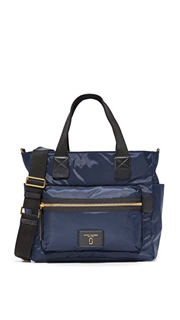 Marc Jacobs Nylon Biker Baby Bag - Midnight