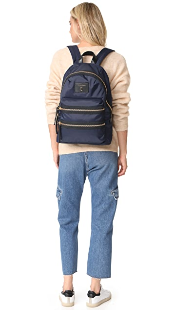 fde3ae136c53 ... Marc Jacobs Nylon Biker Backpack ...