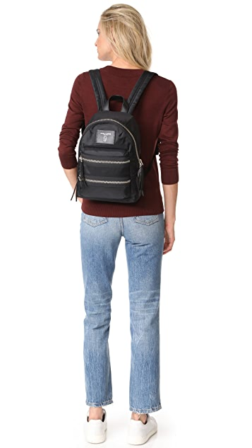 5434ced493e6 ... Marc Jacobs Nylon Biker Mini Backpack ...