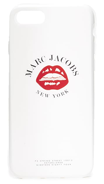 Marc Jacobs Star Mouth iPhone 7 / 8 Case