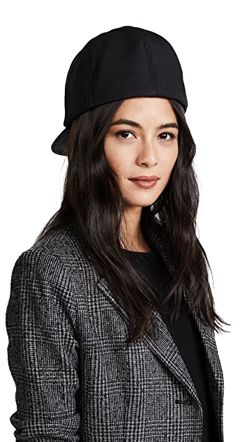 Marc Jacobs Backward Baseball Cap