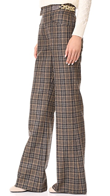 Marc Jacobs Wide Leg Pants