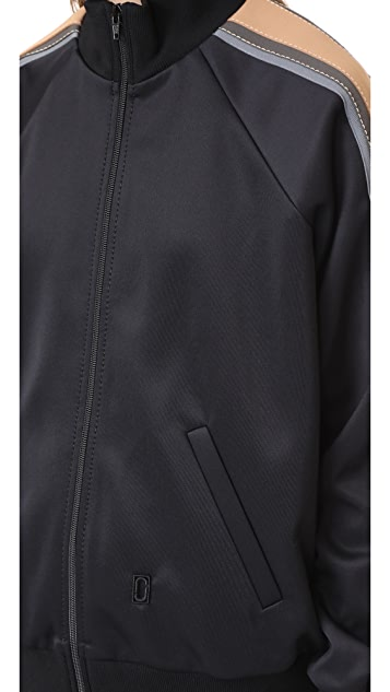 Marc Jacobs Track Zip Jacket