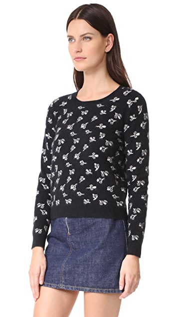 Marc Jacobs Cashmere Crew Pullover