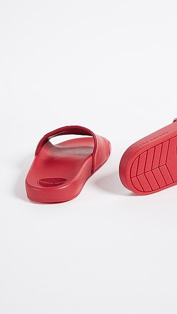 Marc Jacobs Cooper Sport Slides