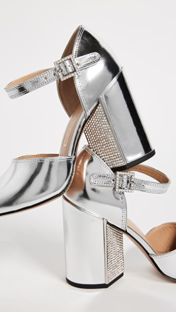 Marc Jacobs Kasia Strass Sandals