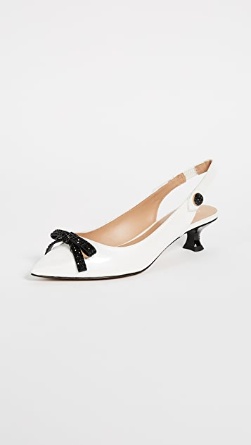 Abbey Slingback Pump Marc Jacobs GihU7fr