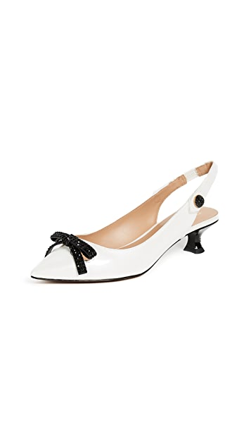 Marc Jacobs Abbey Slingback Pumps