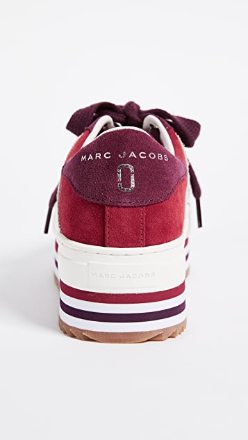 Marc Jacobs Grand Chain Link Empire Sneakers