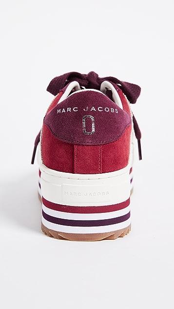 Marc Jacobs Кроссовки Empire с отделкой крупными звеньями цепочки