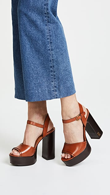 Marc Jacobs Lust Status Platform Sandals