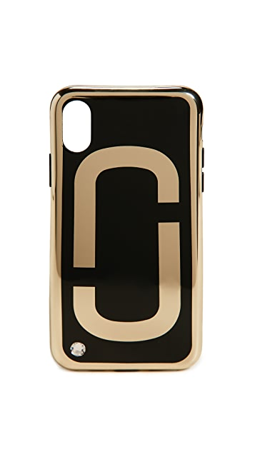 Marc Jacobs Double J iPhone X / iPhone 8 Case