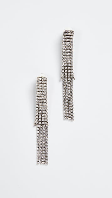 Marc Jacobs Double River Earrings