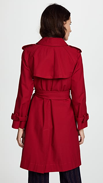 The Marc Jacobs Shrunken Trench Coat