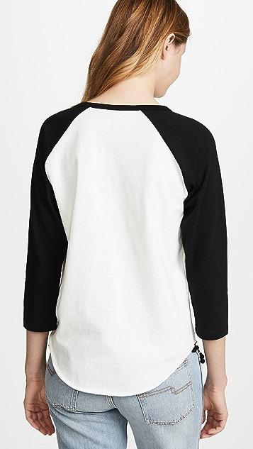 Marc Jacobs Graphic Raglan T-Shirt