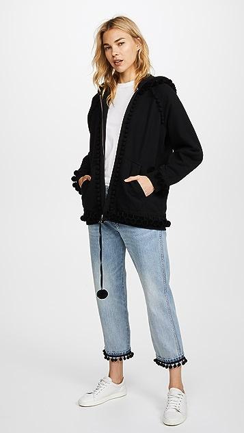 Marc Jacobs Pom Pom Sweatshirt