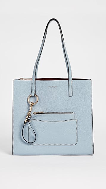 Marc Jacobs Bold Grind Tote - Light Blue