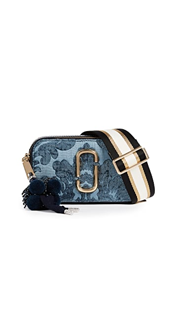 Marc Jacobs Snapshot Damask Cross Body Bag