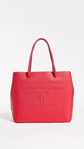 5877ce3dcb7d Marc Jacobs Logo Shopper Tote