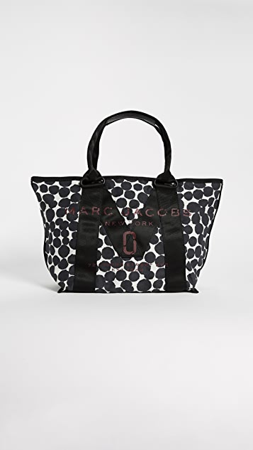 Marc Jacobs New Logo Painted Dot Small Tote