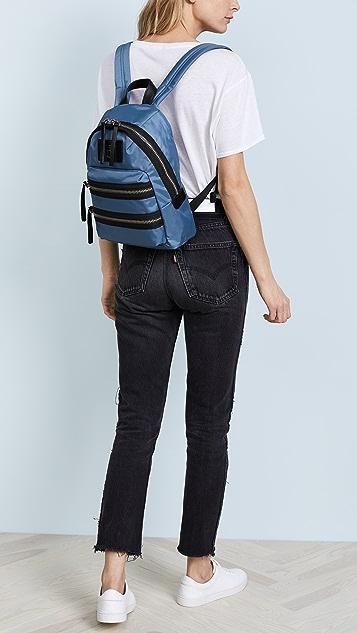 Marc Jacobs Mini Nylon Biker Backback