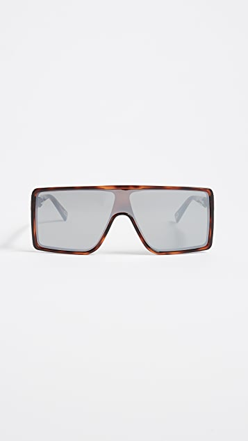 Marc Jacobs Flat Top Sunglasses