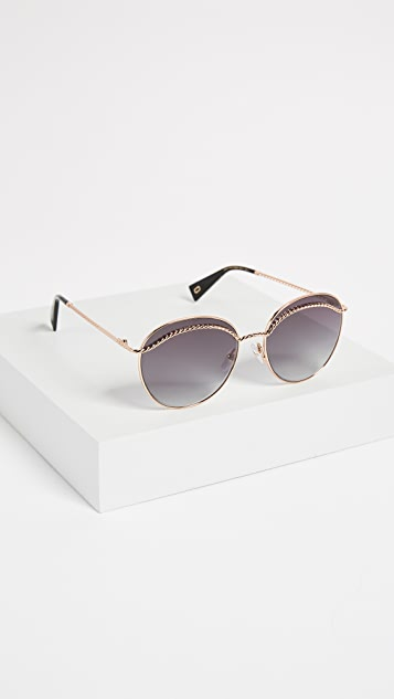 Marc Jacobs Round Rope Sunglasses