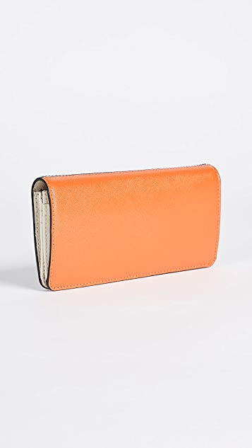 Marc Jacobs Snapshot Open Face Wallet
