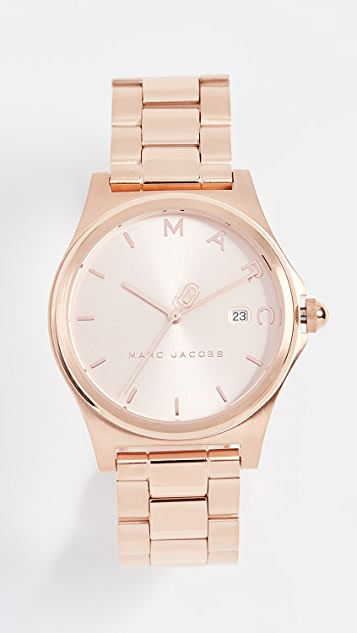Marc Jacobs Henry Tech Watch, 36mm - Rose Gold