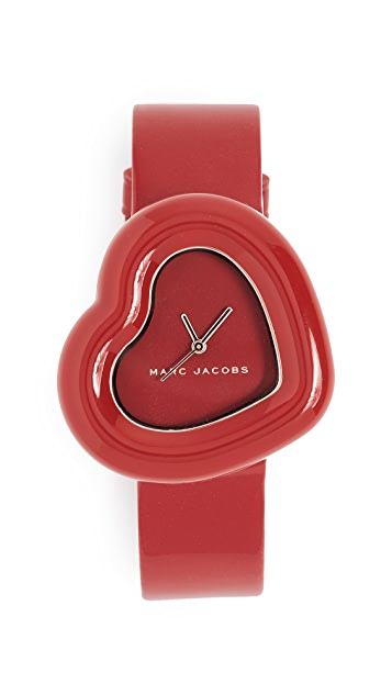 Marc Jacobs Heart Watch