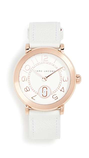 Marc Jacobs Riley Watch, 37mm
