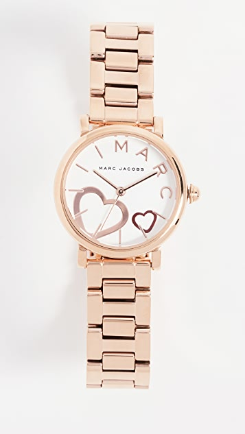 Marc Jacobs Roxy Watch - Rose Gold