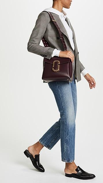 Marc Jacobs St. Marc Shoulder Bag