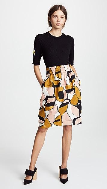 Marc Jacobs Below the Knee Skirt