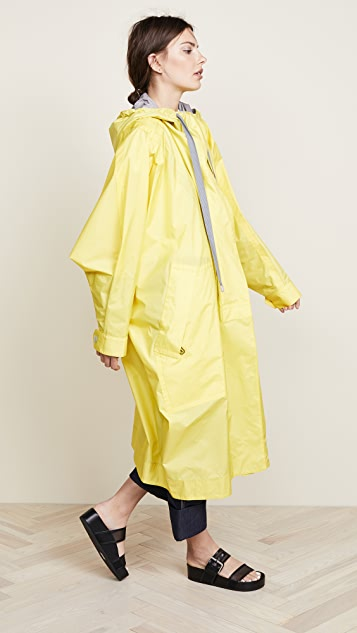 Marc Jacobs Oversized Dolman Sleeve Coat