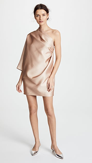 Marc Jacobs Asymmetrical Mini Dress