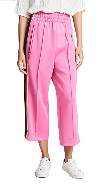 Marc Jacobs 3/4 Length Track Pants