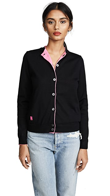 Marc Jacobs Double Layer Cardigan